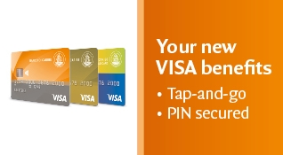 VISA Credit Card & MultiCard