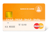 MasterCard® Standard Card application form